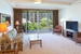 Aston at The Whaler on Kaanapali Beach - 1 Bedroom 1 Bathroom Garden View Living Area