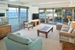 Aston at The Whaler on Kaanapali Beach 2 Bedroom 2 Bathroom Oceanfront Premium - Living Area