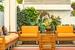 Aqua Oasis - Lobby Seating Area