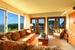 Aston Maui Hill - 3 Bedroom Ocean View Livingroom