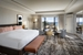 South Tower Presidential Suite master bedroom