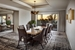 South Tower Presidential Suite dining room