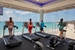 Oceanfront Fitness Center at Divi Tamarijn Aruba All Inclusives