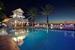 Tamarijn Aruba All Inclusive Pool Night