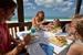 Tamarijn Aruba Family Eating